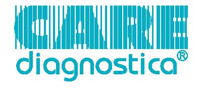 Das Logo der CARE diagnostica - take care!